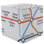 TFL tube map memo block