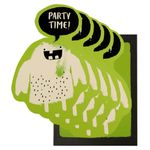 Monster invitations - pack of 10