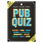 Host your own pub quiz kit