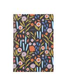 A5 Brush flowers 2021 diary