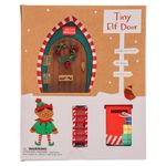Tiny Elf Door Christmas Set