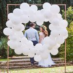 Wedding balloon heart kit