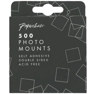 Photomounts - pack of 500