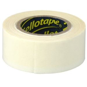 Double sided sellotape