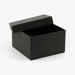 Black Kraft large gift box