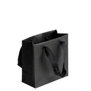 Black Kraft small gift bag