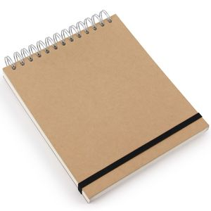 Kraft A5 jumbo notebook