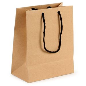 Kraft medium gift bag