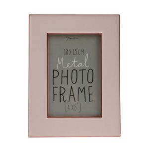 Emilia Copper Pink Picture Frame 4x6