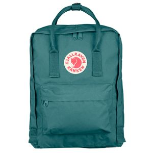 Fjällräven Kånken frost green backpack