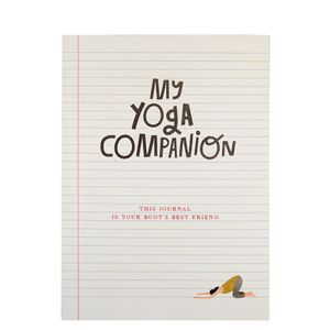 My Yoga Companion self-discovery journal