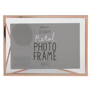 Vasto copper photo frame 4x6