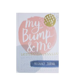 'My bump & me' pregnancy journal