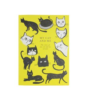 My cat and me journal