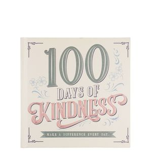 100 days of kindness journal