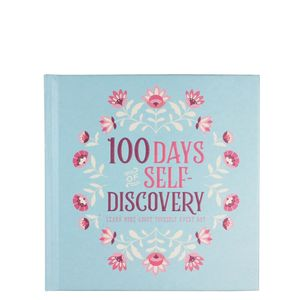 100 days of self discovery journal