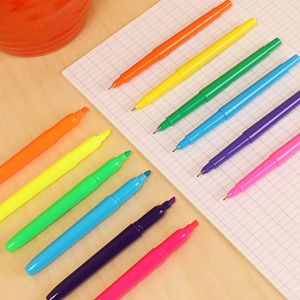 Revision fineliners and highlighters - pack of 12