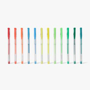 A Grader Gel pens - pack of 48
