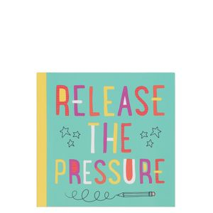 Release the pressure journal