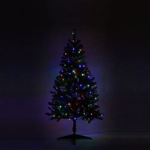 5ft Pre lit green Christmas tree