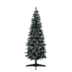 6ft Snow tipped green Christmas tree
