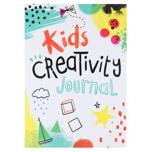 Kids creativity journal