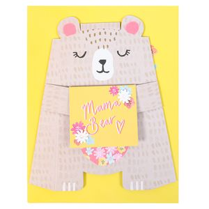 Mama bear Mother's day card