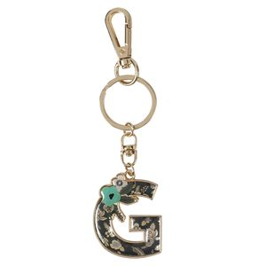 Alphabetical keyring - G