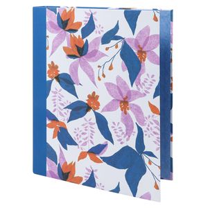 Hana pink petal ring binder