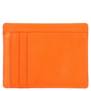 Agenzio atomic orange pass case