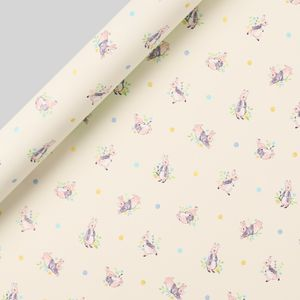 Peter Rabbit print wrapping paper - 3m