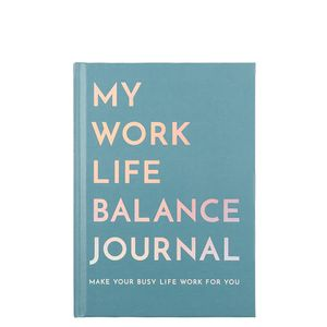 Work life balance journal