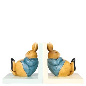 Peter Rabbit bookends