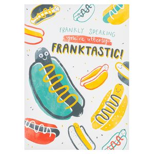 You're utterly franktastic card