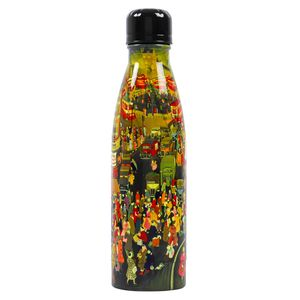 Mind The Gap vintage London water bottle - 500ml