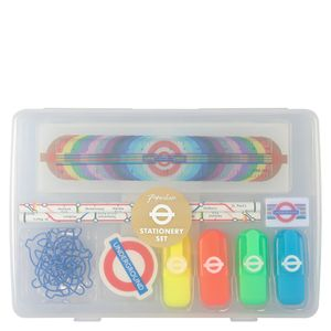 Mind The Gap stationery set