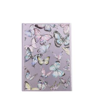 A6 Magnetic Butterfly Notebook