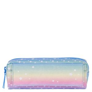 Pastel star multi pencil case