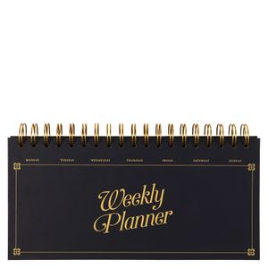Luxe Slim Wiro Weekly Planner