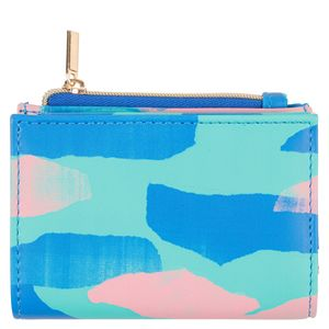 Brushstroke card holder