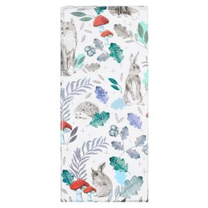 Woodland animal tissue paper - 3 sheets