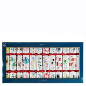 12 Days of Christmas Crackers - box of 12