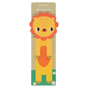 Kids Lion Bookmark