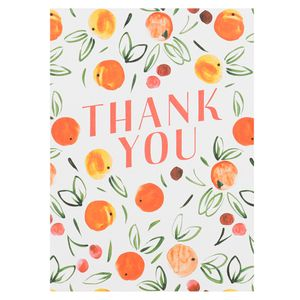 La belle vie thank you notecards - pack of 10