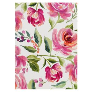 Painterly floral notecards - pack of 10