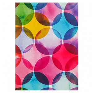 Geo circle notecards - pack of 10