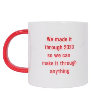 We made it through 2020 mug