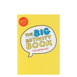 A5 Adult activity book