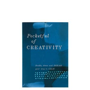 A6 pocketful of creativity journal