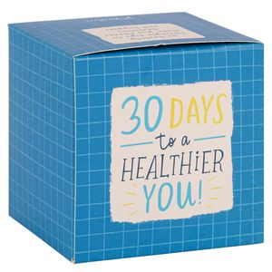 30-days to a healthier you